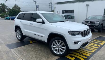 2017 Jeep Grand Cherokee Limited Wagon