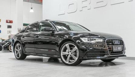 2011 Audi A6Sedan