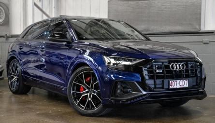 2020  Audi SQ8 Tdi Wagon