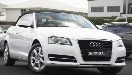 2011 Audi A3 Ambition Convertible