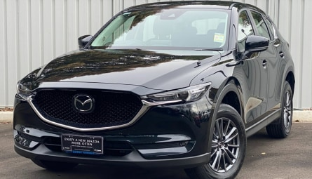 2021  Mazda CX-5 Touring Wagon
