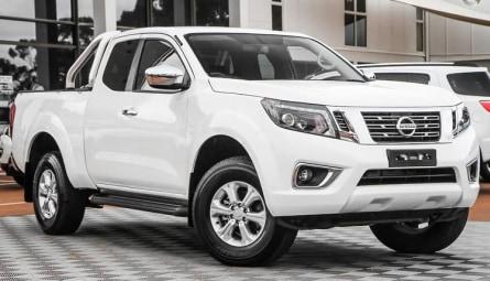 2020  Nissan Navara St Utility King Cab