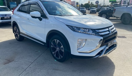 2017 Mitsubishi Eclipse Cross Exceed Wagon