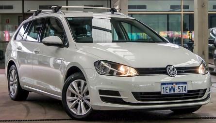 2015 Volkswagen Golf 90TSI Comfortline Wagon