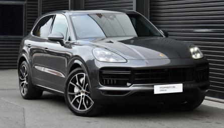 2019  Porsche Cayenne Turbo Wagon