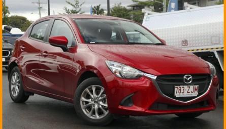 2018  Mazda 2 Maxx Hatchback