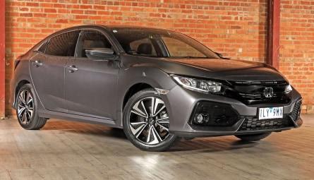 2017 Honda Civic VTi-L Hatchback