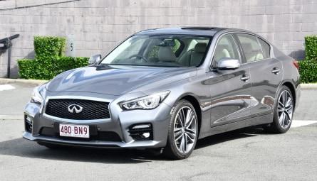 2014  INFINITI Q50 S Premium Sedan