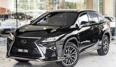 2019  Lexus RX Rx300 F Sport Wagon