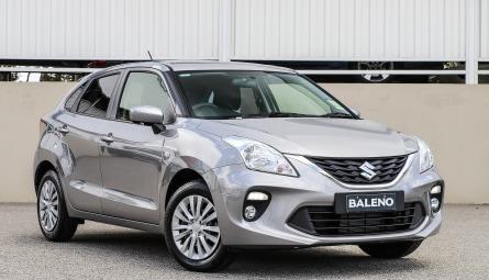2020 Suzuki Baleno GL Hatchback