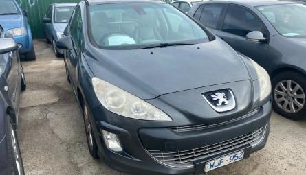 2008 Peugeot 308 XSE Hatchback