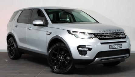 2015  Land Rover Discovery Sport Td4 Hse Wagon