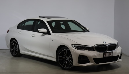 2021  BMW 3 Series 320i M Sport Sedan