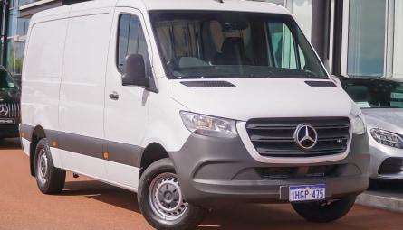 2021 Mercedes-Benz Sprinter 316CDI Van