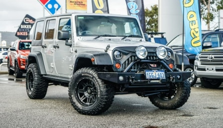 2010  Jeep Wrangler Unlimited Sport Softtop