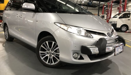 2019  Toyota Tarago Ultima Wagon