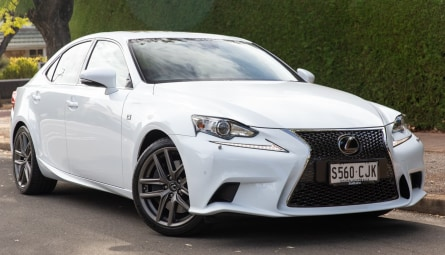 2016  Lexus IS Is200t F Sport Sedan