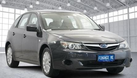 2011  Subaru Impreza R Special Edition Hatchback