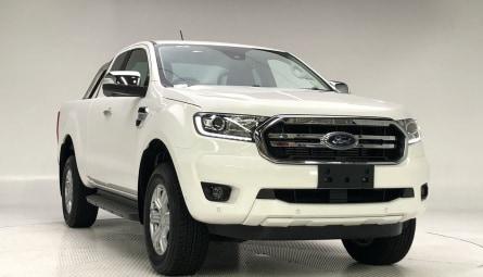 2019  Ford Ranger Xlt Pick-up Super Cab