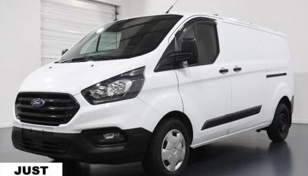 2018 FORD TRANSIT CUSTOM 340L Van