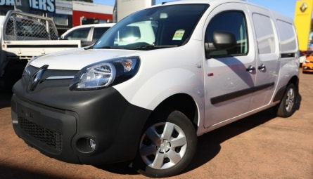 2021  Renault Kangoo Maxi Z.e Van