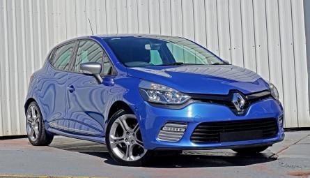2016  Renault Clio Gt Hatchback
