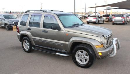 2007  Jeep Cherokee Sport Wagon