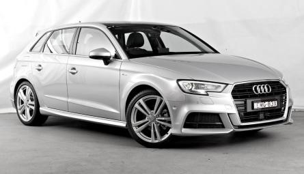 2020 Audi A3 35 TFSI S line plus Sportback