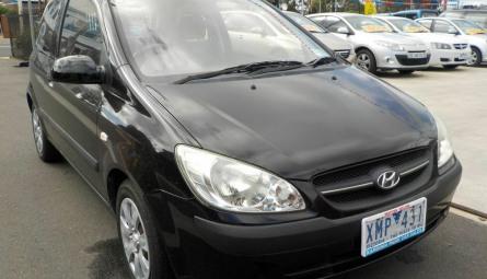2009 Hyundai Getz S Hatchback