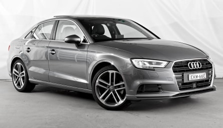 2020  Audi A3 35 Tfsi Sedan