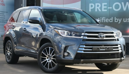 2019  Toyota Kluger Grande Wagon