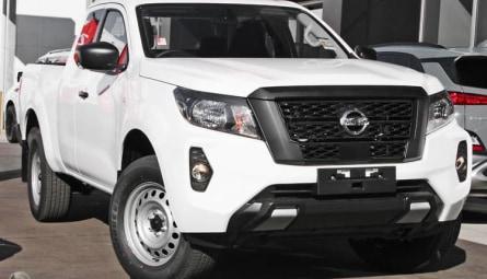 2021  Nissan Navara Sl Utility King Cab