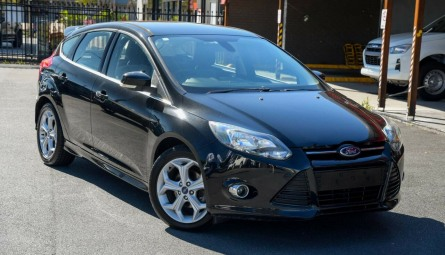 2013  Ford Focus Sport Hatchback