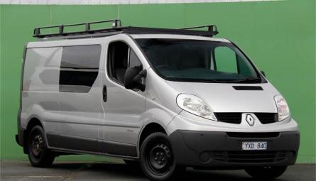 2013 Renault TraficVan