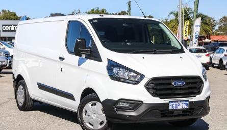 2019 Ford Transit Custom 340L Van