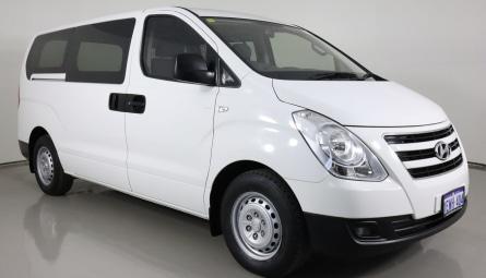 2015  Hyundai iLOADVan