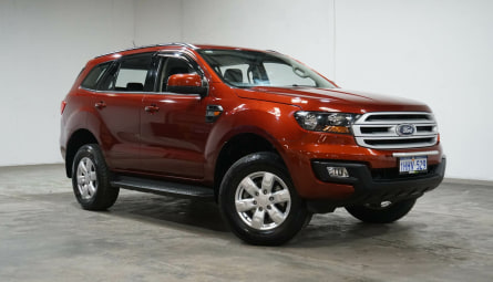 2017  Ford Everest Ambiente Wagon