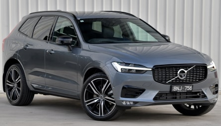 2021  Volvo XC60 T6 R-design Wagon