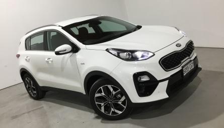 2019 Kia Sportage SX Wagon