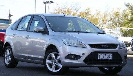 2010  Ford Focus Lx Hatchback