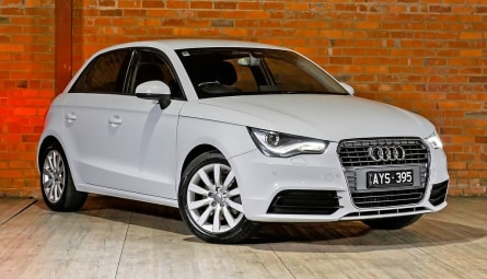2014  Audi A1 Attraction Sportback