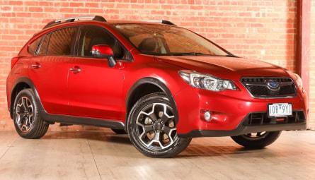 2014  Subaru XV 2.0i-s Wagon