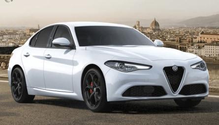 2020  Alfa Romeo Giulia Sport Sedan