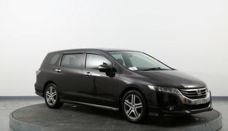 2012  Honda Odyssey Luxury Wagon