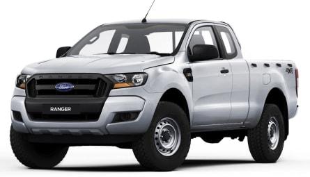 2021  Ford Ranger Xl Pick-up Super Cab