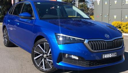 2020  SKODA Scala 110tsi Launch Edition Hatchback