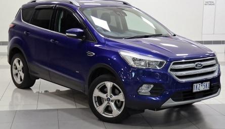 2017  Ford Escape Trend Wagon