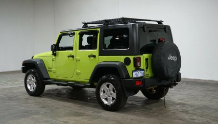 2012  Jeep Wrangler Unlimited Sport Softtop