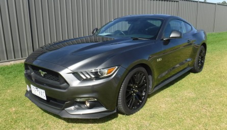 2016 Ford Mustang GT Fastback