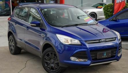 2014  Ford Kuga Ambiente Wagon